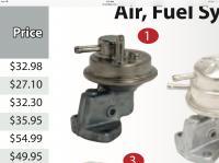 Fuel pump 1500 Brazilian pump