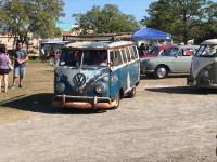 Patina Bus