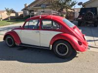 Stolen bug, riverside CA