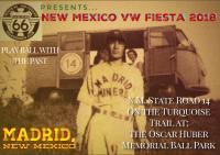 New Mexico VW Fiesta 2018