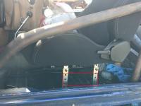 seat brace