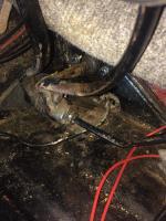 63 brake pedal