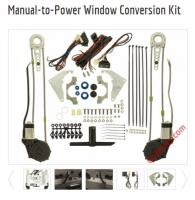 GoWesty power window conversion kit