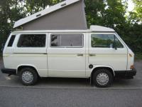 Scottish VW t3 California