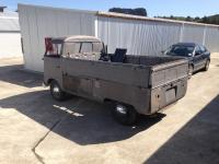 RHD single cab treasure chest