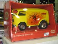 Testors VW Van Spider