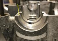 cam bearing issues.