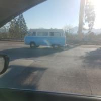 Bay bus cruising