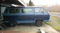 Vanagon 1983 7-passenger blue