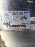 1968 Westfalia Tourist Special