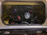 VW Thing Engine Install
