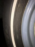 1959 Beetle tire