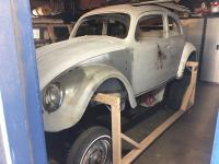 60' Ragtop Restoration