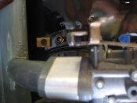 30PICT-1 vs 28PICT-1 throttle arm