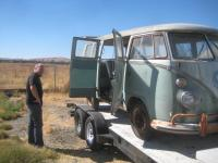 Early 1964 barn find