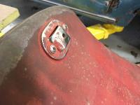 Porsche mystery seat