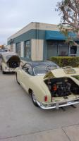 Nov. 1958 Original Paint Denzel Powered Lowlight Ghia.