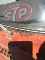 Lower windshield rust & rot, 1970 Type 2