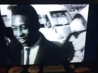 Pele and Garrincha soccer greats film