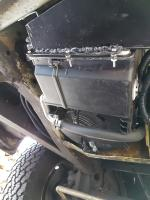 Heater core addition Subaru