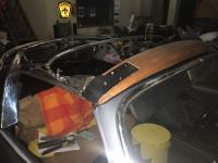 1972 Karmann Ghia Hood