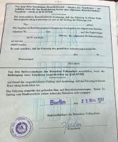 DDR certificate