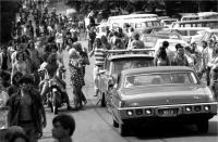 Vintage Photos Split Buses