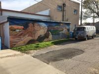 Local mural