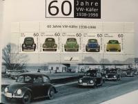 60 years VW Beetle