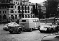 Barndoor Porsche