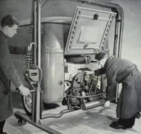 Engine install!