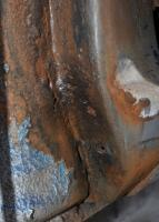 fender well rust