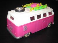 VW Ski Bus