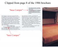 Clip from page 8 of the USA 1986 Vanagon brochure