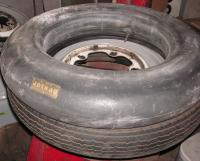 supposedly July 1956 Oval factory tires ?!