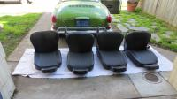 Ghia seats Our '71 ones re-upholstered