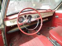1966 Karmann Ghia Pigalle interior
