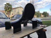 Modified autocraft fan shroud
