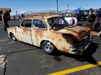 Patina Notchback