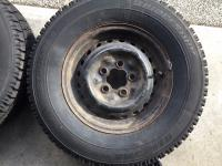 "Free 14"" rims and tires"