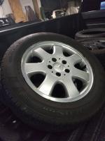 vanagon clk wheels tires led cluster yakima fullswing