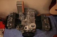 Robbie's engine build for Buddy, long bock