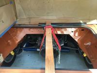 Vanagon rust repair