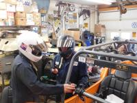Building the Puzzle Manx for NORRA
