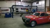 my 70 Ghia