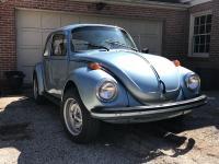 1973 VW Super Beetle Sports Bug