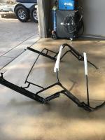 1968 convertible frame