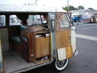 Mid-50s Standard with San Diego dealer-installed camper kit