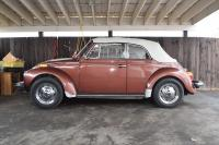 '78 Super Beetle with a sagging rear end.