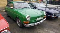 Green Fastback